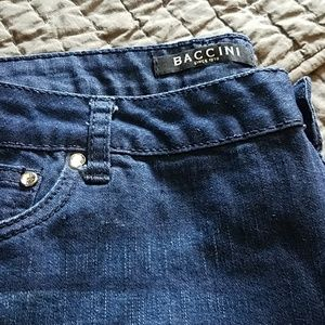 Baccini Cropped Jeans